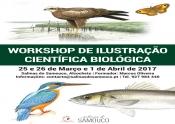 Workshop Ilustração científica biológica