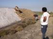 Construção da serra de sal